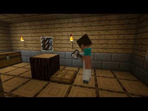 Život v Minecraftu