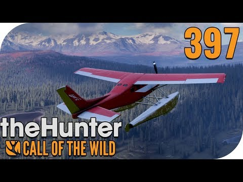 THE HUNTER: CALL OF THE WILD #397 - ZURÜCK AUS DEM URLAUB!