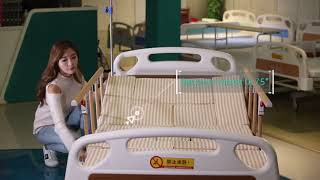 How to Operate Hospital Bed for Home Care