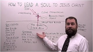 How to Lead a Soul to Jesus Christ
