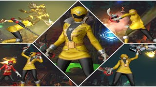 Power Rangers Legacy Wars The Lone Warrior Episode 26 Gia (Super Megaforce Yellow)