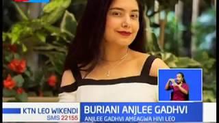 Mwili wa mwanahabari Anjlee Gadhvi yateketezwa katika tanuri ya Kihindi Kariakor