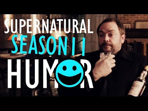 supernatural ● so glad the world is ending [season11.humor]
