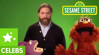 Sesame Street: Zach Galifianakis is Nimble