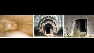 Niesamowite jaskinie Barabar. Indie