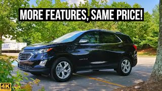 2020 Chevy Equinox: FULL REVIEW | 2020 Updates Put Safety at the Forefront!
