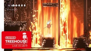 Hollow Knight: Silksong Gameplay - Nintendo Treehouse: Live | E3 2019