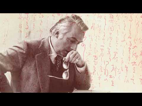 Vidéo de Roland Barthes