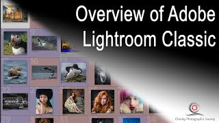 New Video - Introduction to Lightroom