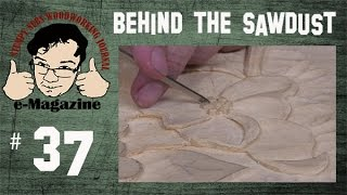 4 Things To Get You Started In Relief Wood Carving BSD37