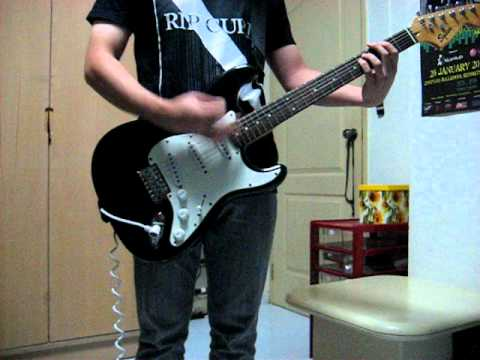 FT Island - Hello Hello guitar cover