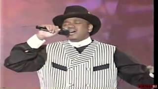 DONELL JONES - KNOCKS ME OFF MY FEET(SLOWJAM SOUL TRAIN MUSIC VIDEO)SCREWED UP[90%]