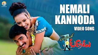 Nemali Kannoda Full Video Song | Okatonumber Kurradu | Taraka Ratna | M.M.Keeravaani