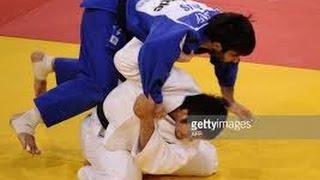 JUDO 2011 World Championships: Mansur Isaev (Мансу́р Иса́ев) (RUS) - Hiroyuki Akimoto (秋本 啓之) (JPN)