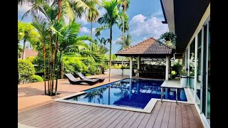 The Lake House | Five Bedroom Family Retreat with Pool  for Sale in Cherng Talay