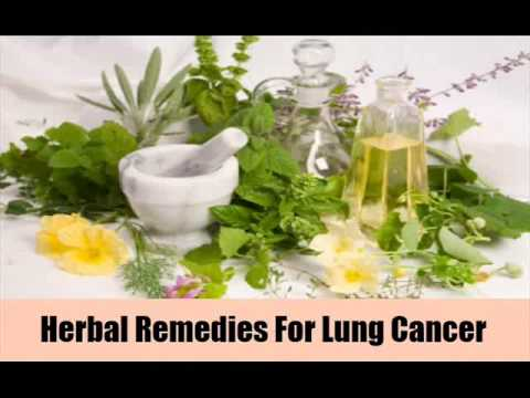 Video 10 Best Natural Treatments For Lung Cancer