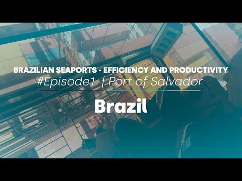 Eficiência e produtividade no Tecon Salvador