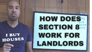 How does Section 8 work for landlords-Pros and cons-requirements