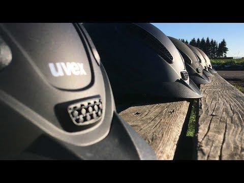 uvex perfexxion-II im Reithelm Test 2018 vs Reithelm uvex perfexxion