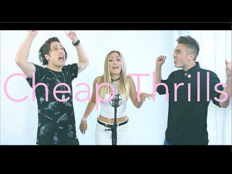 We are Jonny, Greg, and Allie Gorenc. We love Sia AND Sean Paul so we made this video to their song Cheap Thrills. It turned out to be really fun to sing and fun to watch too!! We hope you love it as much as we loved making it!