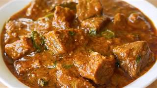 SPICY BEEF CURRY / EASY BEEF CURRY RECIPE