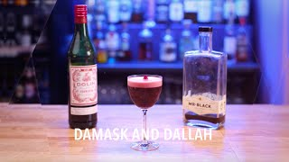 S.A.L.T. Bar - Damask And Dallah Cocktail Recipe