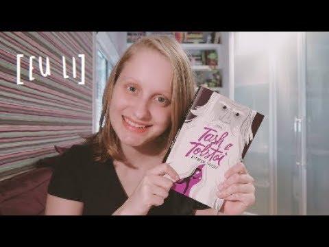 TASH E TOLSTÓI | Livros e mais #99