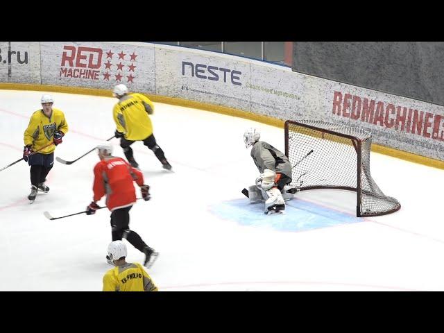 3 сентября стартовал очередной сезон «Высшей хоккейной лиги»