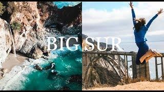 BIG SUR ROAD TRIP | VLOG