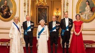 Potret Sudut Terindah Istana Buckingham, Kediaman Resmi Ratu Inggris, Mewah!