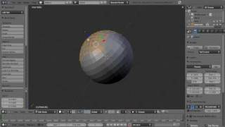 Blender Tip: Creating a Rounded Off Square