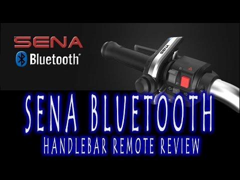 Sena Bluetooth Handlebar Remote Review