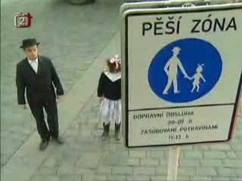 Česká soda - Pěší zóna