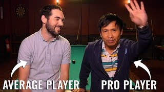 A Tutorial With World Champion Alex Pagulayan   Average Pool Player Mini Episode
