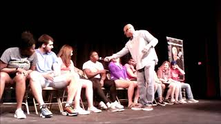 Hypnotizing America – Tim Miller – RV Tour – McPherson, Kansas