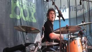 Финал конкурса барабанщиков-2011