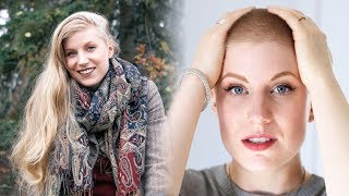 Shaving All My Hair Off (24 Inches!)