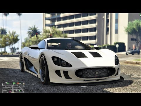 E191 Our Ocelot XA-21 Buy & Customization Review! - Let's Play GTA 5 Online PC 60fps HD