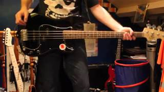 """The Zutons - Pressure Point"" Bass Cover"