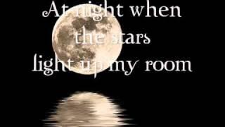 Talking To The Moon Lyrics.