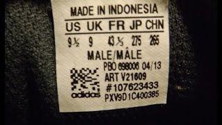 Как отличить подделку от оригинала (Adidas,Reebok, Salomon)