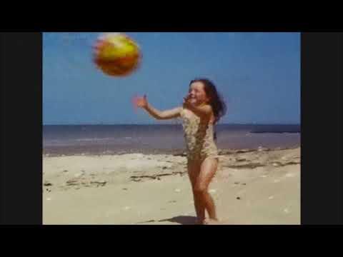 Margate 1968 The Barnes Family cine movie