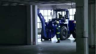 preview picture of video 'THW Weiden - Explosion im Industriegebiet - Großübung im bayerischen Krummennaab'