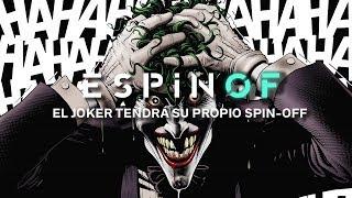 El Joker tendrá su propio spin-off