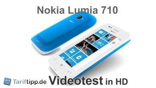 Nokia Lumia 710 | Handytest in HD (deutsch)