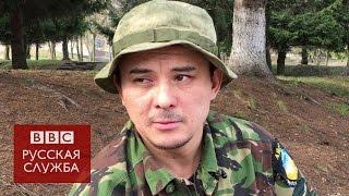 Почему узбек Шавкат решил воевать за Украину