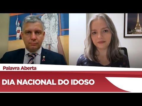 Dr. Frederico fala sobre o Dia Nacional do Idoso - 07/10/21