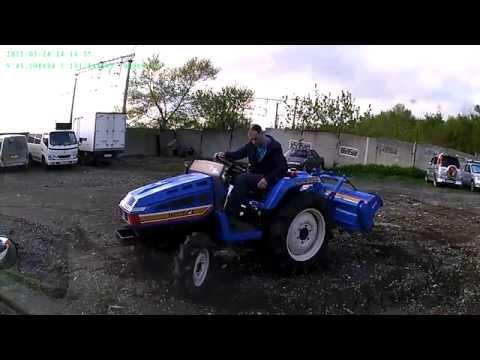 test Iseki TU225F, www.jpstyle.ru - japanese tractor