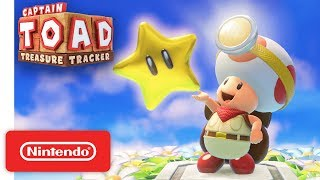 Captain Toad Treasure Tracker - Overview Trailer - Nintendo Switch - dooclip.me