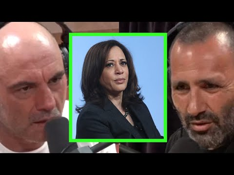 Joe Rogan a hosté o Kamale Harris